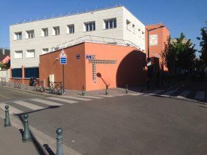 College Saint Joeph à Asnieres