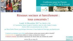Réseaux sociaux et harcèlement