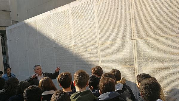 Mur des noms