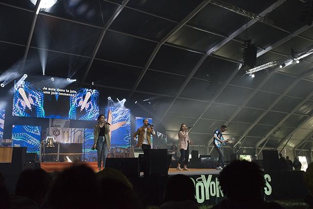 Le groupe Glorious, Frat 2019