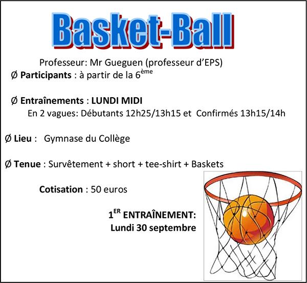 Association Sportive Basket