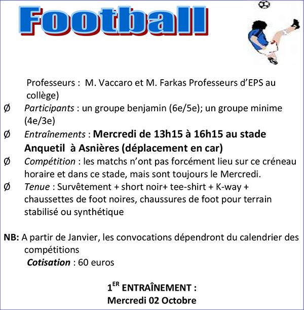 Association sportive Football