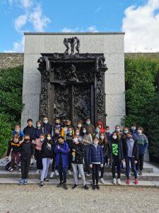 Sortie 4e Musee Rodin
